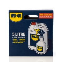 WD-40 5 Litre & Spray Applicator