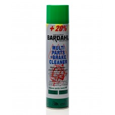Bardahl Multi Parts + Brake Cleaner  600ml