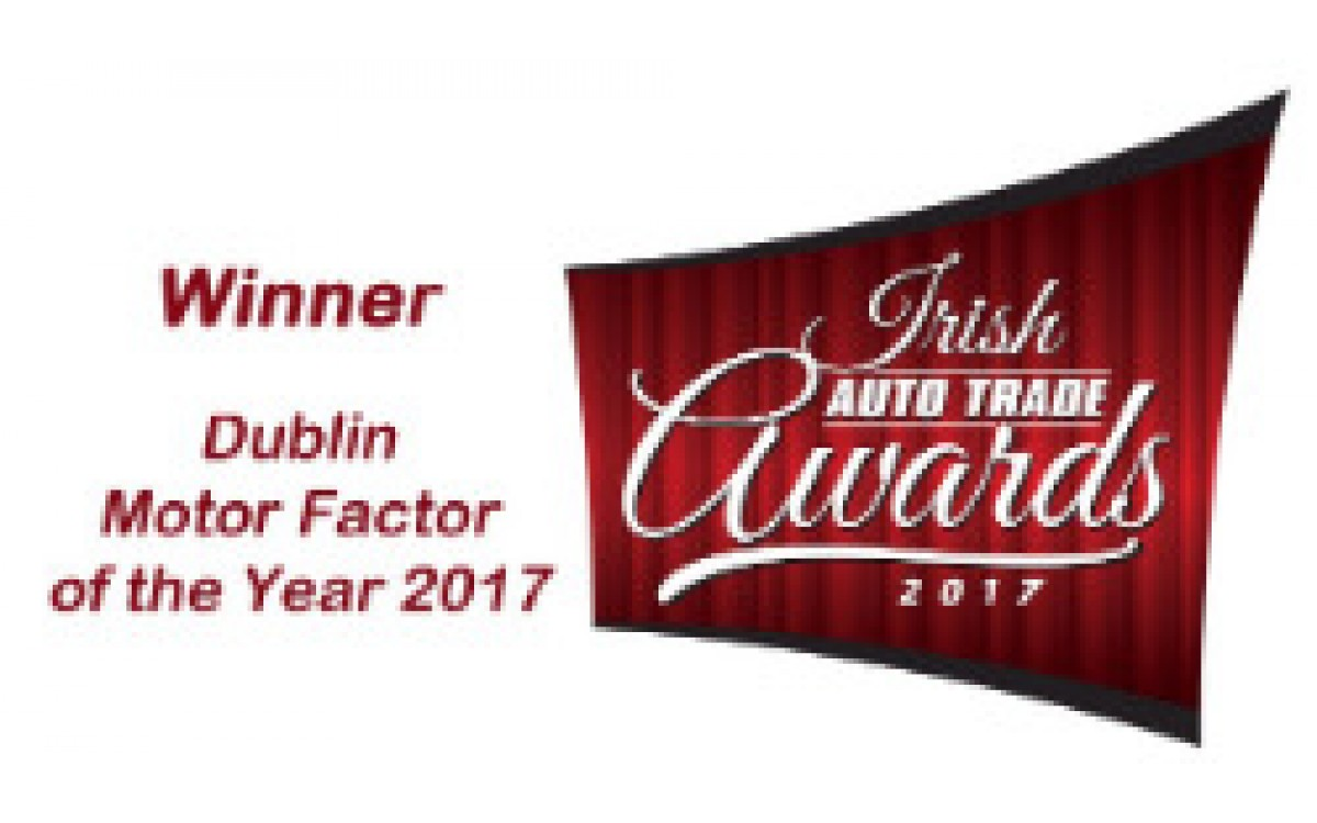 SMF WINS DUBLIN MOTOR FACTOR OF THE YEAR 2017
